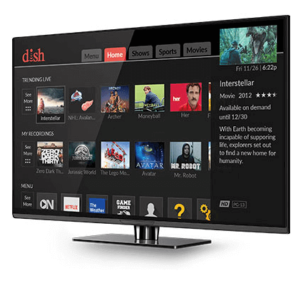 Watch Movies On Demand with The Hopper - Marshall, IL - Harper Sales and Service - DISH Authorized Retailer